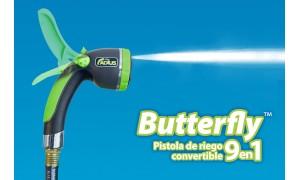 Pistola de riego Butterfly