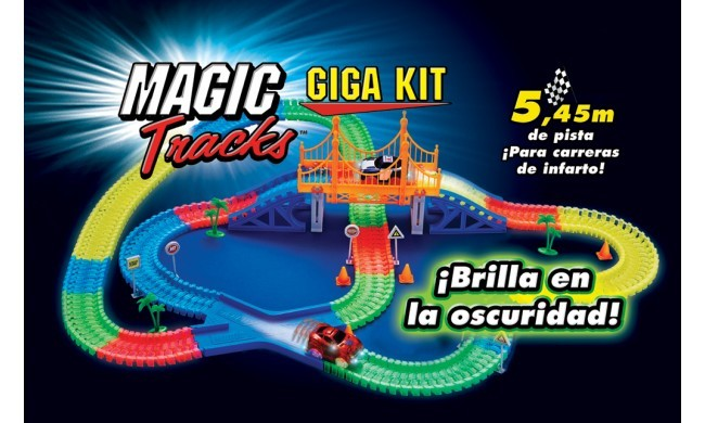 Magic Tracks Crash