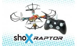 Dron Shox Raptor Grafiti