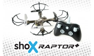 Dron Shox Raptor Plus
