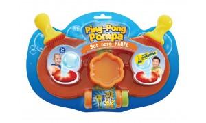 Ping Pong Bola de Sabão Padel