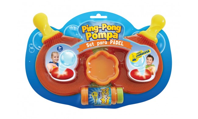 Ping Pong Pompa Padel